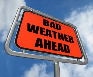 Extreme weather terms