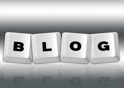Blog keyboard keys