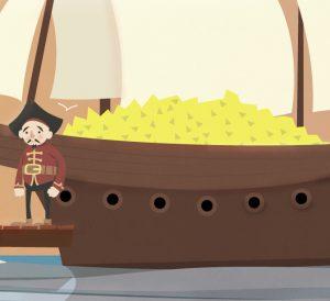 Financial idioms: fool's gold