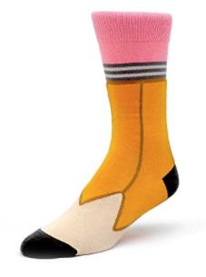 Pencil sock